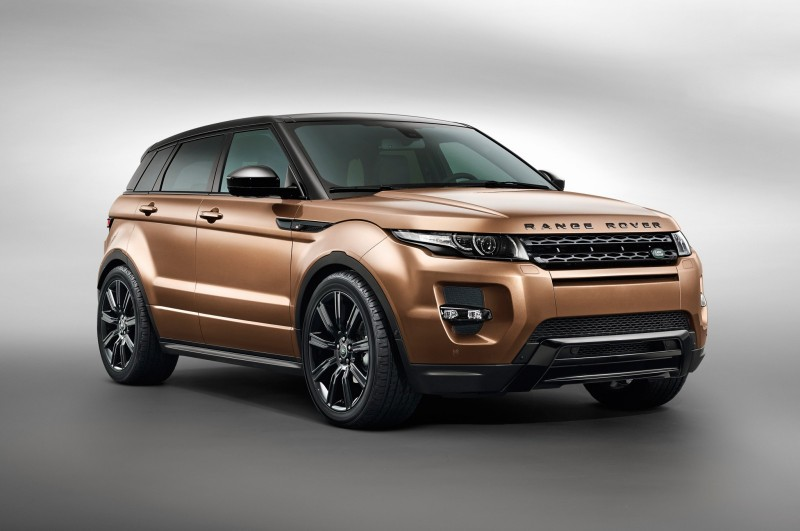 Land Rover Evoque od r. 2014-