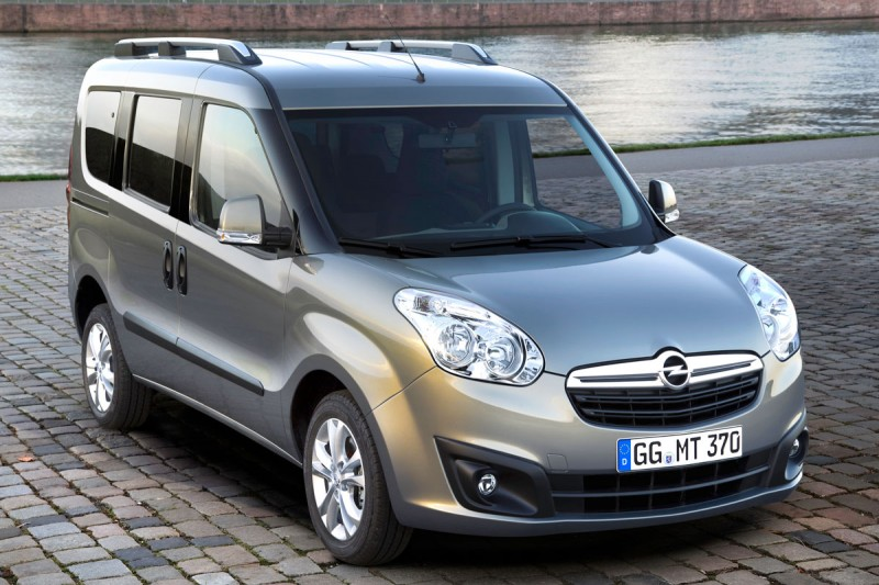 Opel Combo Tour r. 2001-2011