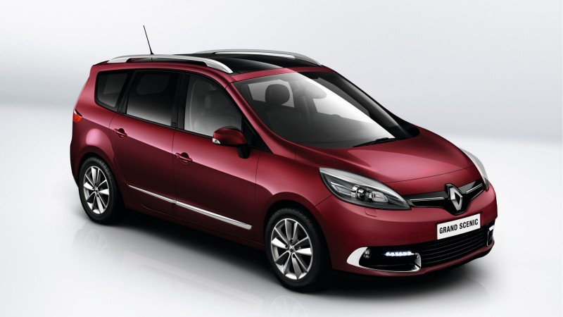 Renault Grand Scenic od r. 2009-