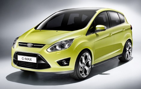 Ford C-Max r. 2002-2010