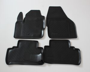 Gumové autokoberce do auta LOCKER Land Rover Freelander II od r. 2007-2016