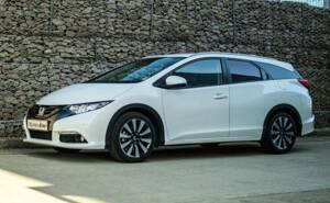 Gumová vanička do kufra zn. RIGUM - Honda Civic Tourer od r. 2012-